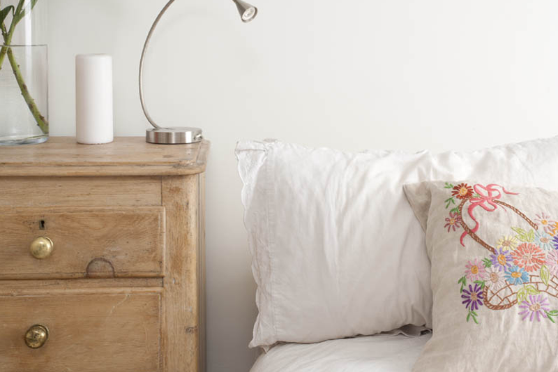Flat Remodelling - Bedroom - Shoreditch