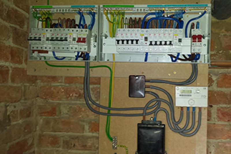 Flat Remodelling - Electrics - Putney