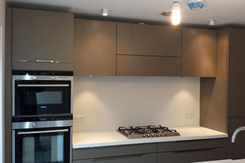 Flat Remodelling - Kitchen - Putney