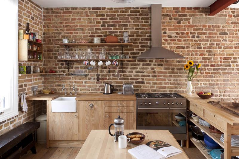 Flat Remodelling - Kitchen - Shoreditch