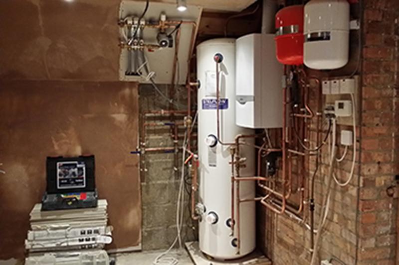 Flat Remodelling - Plumbing & Heating - Putney