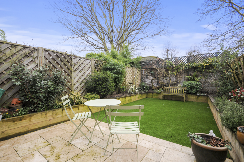 House Extension - Garden - Chiswick
