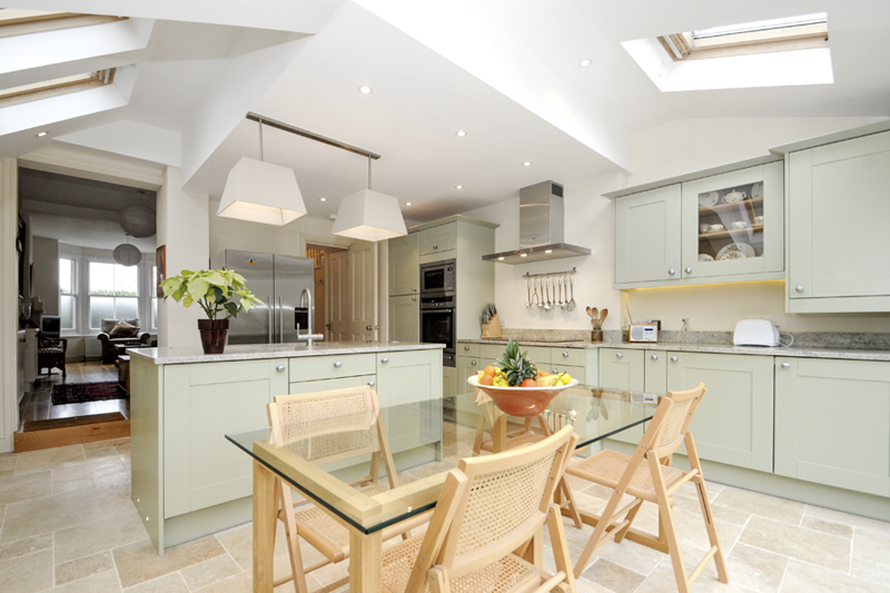 House Extension - Kitchen Diner - Chiswick