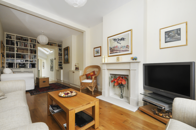 House Extension - Living Room - Chiswick