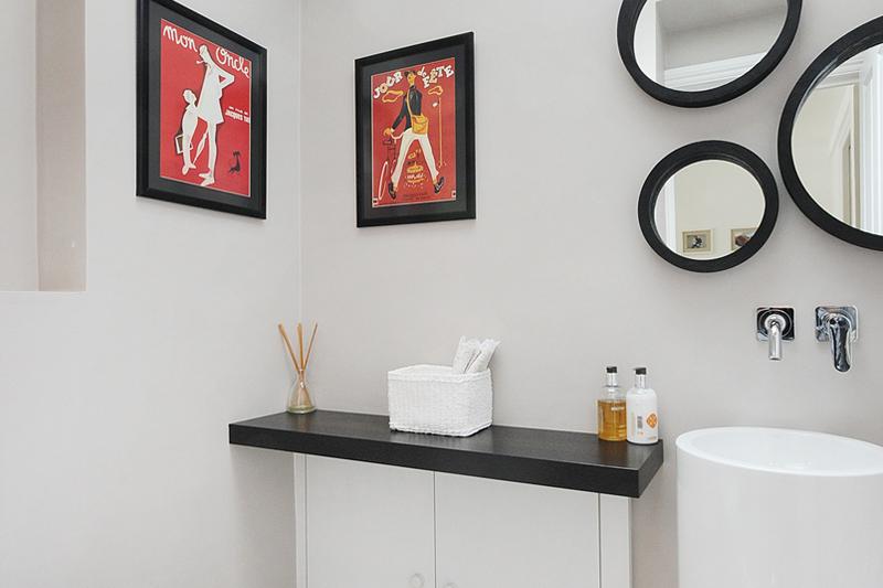 House Redesign - Bathroom - Fulham