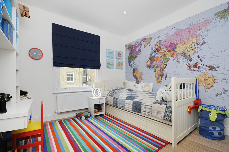 House Redesign - Bedroom - Fulham