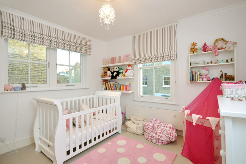 House Refurbishment - Nursery - Fulham