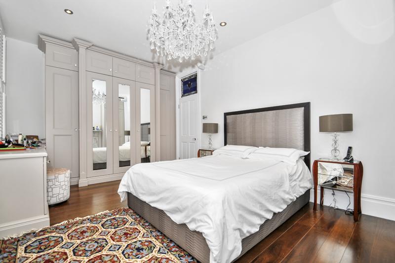 House Renovation - Bedroom - Chiswick