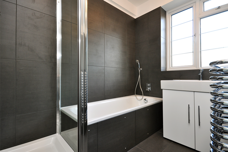 Rental Refurbishment - Bathroom - Earl's Court